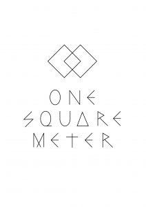 OneSquareMeter Logo White